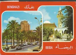 LIBYA BENGHAZI, CP, Ciculated - Libyen