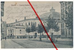 Stettin Szczecin Pommern - Central-Hallen - 1926 - Pommern