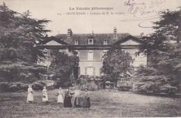 D22 - 85 - Sigournais - Vendée - Château De M. De Lépinay - La Vendée Pittoresque N° 255 - Other Municipalities