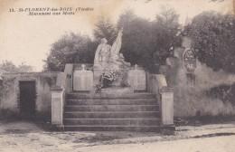 D22 - 85 - Saint-Florent-des-Bois - Vendée - Monument Aux Morts - Jehly-Poupin N° 13 - Saint Florent Des Bois