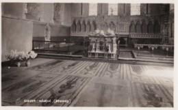 AP14 Cobham Church, Brasses - RPPC - England