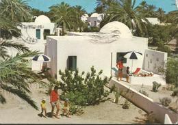 TUNISIA JERBA HOTEL SLIM, CP, Ucirculated - Tunesien