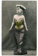 CPA   Femme ( Melle De Linières - Folies Bergères ) 1904 - Frauen