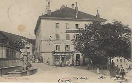 Sainte-croix-commerces - VD Vaud