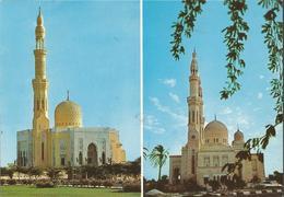 DUBAI JUMAIRCH MOSQUE, CP, Ucirculated - Dubai