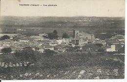TOURBES - VUE GENERALE - France