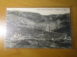 CARTOLINA  GERMANIA   RIJECKI ZATON KOD DIBROVNIKA  OMBLATHAL BEI RAGUSA     C- 2077 - Yugoslavia