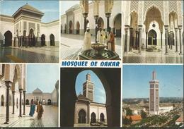 SENEGAL DAKAR, PC, Circulated - Senegal
