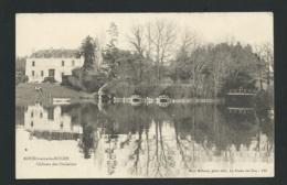 Vendée : , Bourg Sous La Roche, Chateau Des Oudairies, Precurseur    Xd30 - France