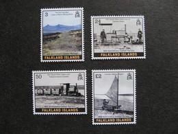 FALKLAND: TB Série N° 900 Au N° 903, Neufs XX. - Falkland