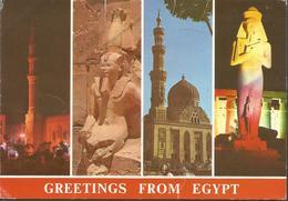 EGYPT, PC, Circulated - Ägypten