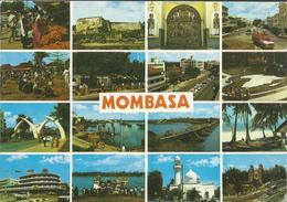 KENYA MOMBASA, PC, Circulated - Kenia
