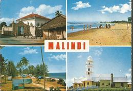 KENYA MALINDI, PC, Circulated - Kenia