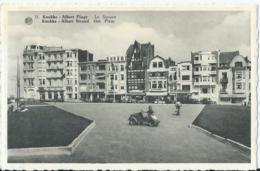 Knokke - Knocke - Albert Plage - Le Square - Albert Strand - Het Plein - 31 - Albert - Edit. Bazaar Verbeeke - Knokke