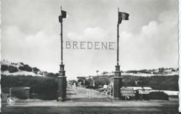 Bredene - Ingang Naar Strand - Entrée Vers La Plage - 1201 - Bredene