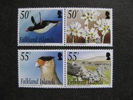 FALKLAND: TB Série N° 985 Au N° 988, Neufs XX. - Falkland