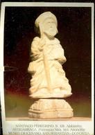 Spain, Postcard, Stationery, Santiago Peregrino, Philatelic Exhibition Gipuzkoa '99, Unused - 1931-....