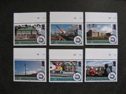 FALKLAND: TB Série N° 1101 Au N° 1106, Neufs XX. - Falkland