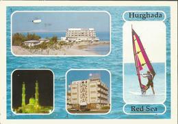EGYPT RED SEA, PC, Circulated - Kenia