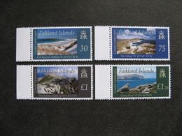 FALKLAND: TB Série N° 1107 Au N° 1110, Neufs XX. - Falkland