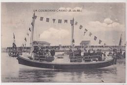 CPA LA COURONNE CARRO Le Bateau De Sauvetage - Autres Communes