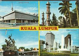 MALAYSIA KULA LUMPUR, PC, Circulated - Malaysia