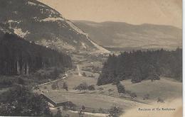 Baulmes Et Six Fontaines - VD Vaud