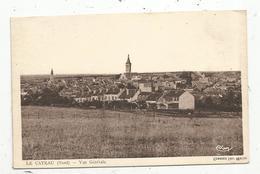 Cp , 59 ,LE CATEAU , Nord , Vue Générale , Ed. Combier ,collection Waultier, Vierge - Le Cateau