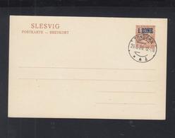 Schleswig GSK Mit Gefälligkeitsstempel 1920 (2) - Deutschland