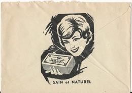 Lettre Chèques Postaux (Le Beurre La Rose) - Alimentation