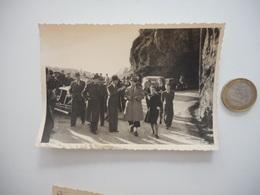 PHOTOGRAPHIES ANCIENNES, COL DE LA SCHLUCHT, 1945 TRAVAUX DU PONT,TOUS LES SCANS - Albums & Collections