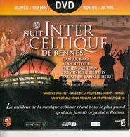 Thématiques Bretagne Nuit Inter Celtique De Rennes 2007  Braz Stivell Squiban Dupuis Bagad De Lann Bihoué - Concerto E Musica