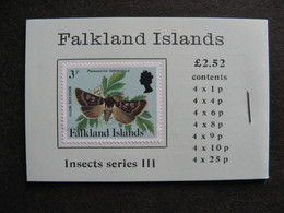 FALKLAND: TB Carnet N° C403, Agrafe à Droite, Neuf XX. - Falkland