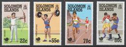 Solomon Islands 1988 Mi# 687-90** OLYMPIC GAMES SEOUL 1988 - Salomon (Iles 1978-...)