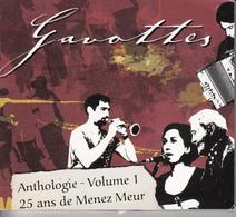 Thématiques Bretagne Gavottes Anthologie 25 Ans De Menez Meur - Country Y Folk