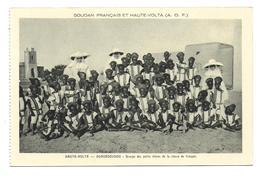BURKINA FASO - Ouagadoudou - Groupe Des Petits élèves De La Classe De Français ( Ecole - Mission ) - Burkina Faso