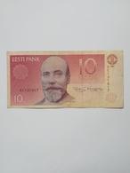 ESTONIA 10 KROONI 1991 - Estonia