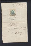 Hungary Cover 1895 - Ungarn