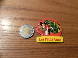 """Magnet """"Les Petits Amis"""" (fromage, Munster, Alsace) Type 2 - Magnets"""