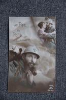 Guerre 1914 -18 : Patriotique - La PIpe Du POILU - Guerra 1914-18