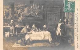 D.18-2712 : SALON DES ARTISTES FRANCAIS. LE RECIT DU CAPITAINE PAR H. BRISPOT. - Malerei & Gemälde