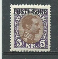 DANEMARK: **, N°YT 276, TB - 1913-47 (Christian X)