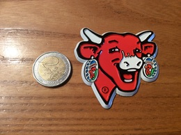 """Magnet """"La Vache Qui Rit"""" (logo) - Magnets"""