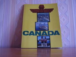 Album Chromos Images Vignettes Timbres Tintin *** Canada *** Couverture Souple - Other
