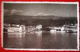SS.LJUBLJANA - JADRANSKA PLOVIDBA SUSAK , CROATIA - Dampfer