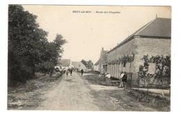 45 LOIRET - BUCY LE ROI Route Des Chapelles - France