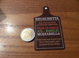 Magnet Recette «BRUSCHETTA» - Magnets