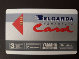 ITALY - Urmet - Smart Card - Belgarda - Yamaha -  TEST  RRR - Italie