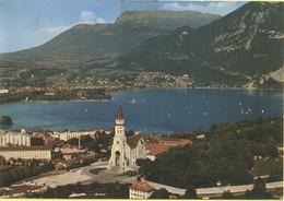 FRANCIA - France - 1979 - 1,20 Sabine De Gandon - 74 Haute Savoie - Annecy - Lac Pur, La Basilique De La Visitation Et L - Annecy