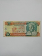 BARBADOS 50 DOLLARS 1989 - Barbados